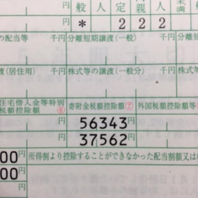 税額 通知 住民 書 決定
